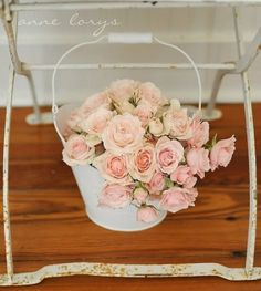 Love the color of the roses