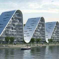 Denmark is known for its weirdly designed buildings