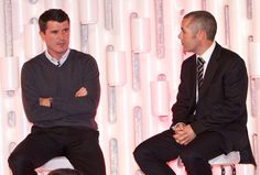 Event Management and Production Images - Roy Keane joins Pluto Communications at the Volkswagen Love Your Sport Love Your Volkswagen event.