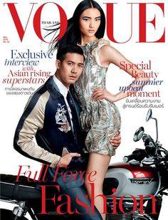 Vogue Thailand May 2016