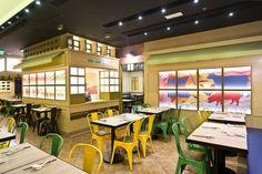 Viet's Choice restaurant at The Lane by Livinism, Hong Kong – China » Retail Design Blog
