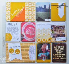 Stampin Up Project Life Artisan Wednesday Wow | Creations by Mercedes