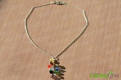 Easy Instruction on DIY Beaded Necklace - Pandahall.com