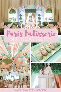 Paris Patisserie Bir