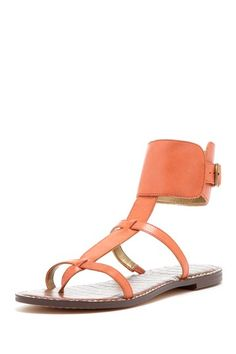 Ankle Cuff Sandal