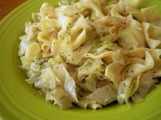 Hungarian Noodles and Cabbage