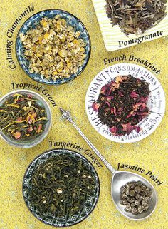 Octavia Tea specializes in whimsical, imaginative blends made from only the best natural and organic ingredients.