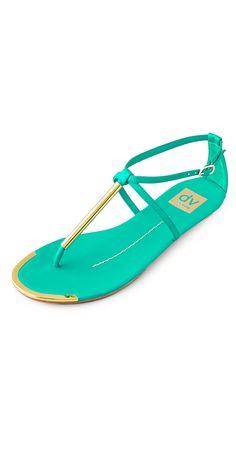 Dolce Vita DV Archer Flat Sandals | SHOPBOP