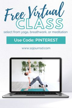 Virtual Yoga Classes from the comfort of your own home. Take them live or on-demand. Get your first live virtual class FREE using code PINTEREST. #freeyoga #onlineyoga #yogaclasses #meditationclasses #yogavideos Online Meditation, Guided Meditation, Online Yoga Classes, Virtual Class, Free Yoga, Teacher Favorite Things, Yoga Videos, Yoga Inspiration, Healing