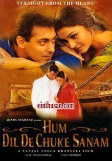 Hum Dil De Chuke Sanam Hindi Movie Online - Salman Khan, Ajay Devgan and Aishwarya Rai. Directed by Sanjay Leela Bhansali. Music by Ismail Darbar. 1999 [U] w.eng.subs