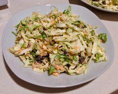 Treinos Culinários: A Minha Salada Coleslaw