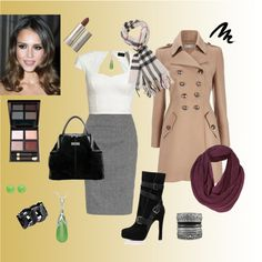 """""""Lawyer Work Outfit"""" by michaelacase on Polyvore"""