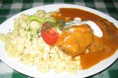 Cheap, affordable, popular Hungarian food in B -- PESTI SORCSARNOK