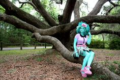 honey_swamp__monster_high_cosplay_by_cimmerianwillow-d7p8hef.jpg 900×600 pixels