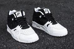 "Nike Air Trainer 3 LE ""Black/White"" (Detailed Pics) - EU Kicks: Sneaker Magazine"