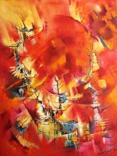 """""""El centro de la magia"""" - Monica Renedo www.esencialismo.com"""