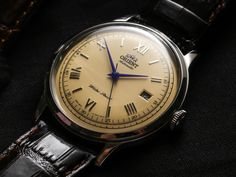 Orient Dress Watches: The Best Budget Option