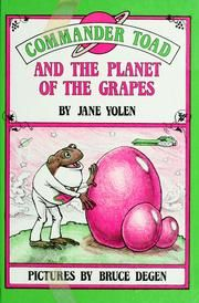 Commander Toad and the Planet of the Grapes (1982 edition) | Open ...