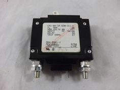 CA1B234620311C - CARLING SWITCH INC - 20 AMP CKT BREAKER BOLT IN WHITE HANDLE 3 PIN 80V 56402011