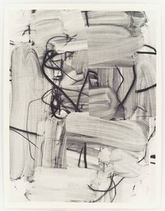 Christopher Wool - Untitled, 2007 - Sorry this is not any better than what my 20month old draws.