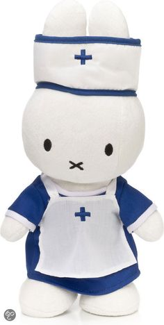 Nijntje Verpleegster