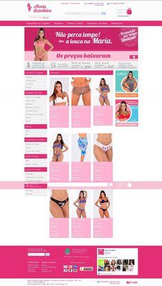 E-commerce desenvolvido pela Friweb Agência Digital.
