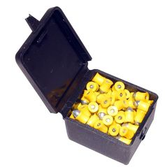 Prometheus - Hunting Pellets 22 These lead-free lightweight pellets give their best performance in air rifles with unchoked barrels which develop not