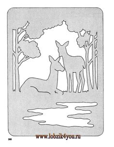 Художественное выпиливание .:. Classic Fretwork Scroll Saw Patterns (Sterling 1991 год)_37