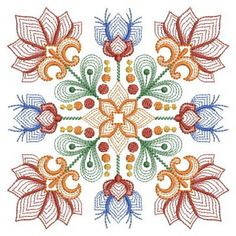 Feature on quilt blocks or add to pillow, towels, and more! Includes and sizes. Custom Embroidery, Embroidery Thread, Machine Embroidery Designs, Embroidery Patterns, In Law Gifts, Embroidered Quilts, Mexican Designs, Gold Work, Quilt Blocks