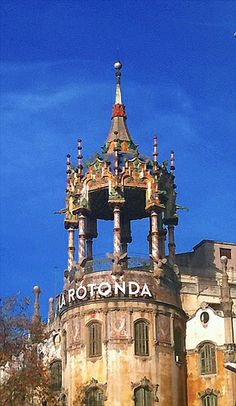 La Rotonda, Barcelona, Spain  ✈✈✈ Here is your chance to win a Free International Roundtrip Ticket to Catalonia, Spain from anywhere in the world **GIVEAWAY** ✈✈✈ https://thedecisionmoment.com/free-roundtrip-tickets-to-europe-spain-catalonia/