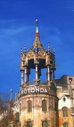 La Rotonda, Barcelona, Spain