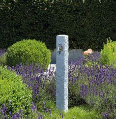 Okrasný sloupek na vodu Square skvěle doplní Vaši moderní zahradu. Věrně imituje granitový kámen, přitom je vyrobený z kvalitního plastu. Rozměry v x š x h: 100 x 25 x 25 cm Outdoor Gardens, Outdoor Structures, Shop, Point Of Sale, Store