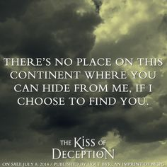 Quote Roundup: The Kiss of Deception by Mary E. Deception Quotes, The Remnant Chronicles, Great Quotes, Funny Quotes, Love You Sis, Tears In Eyes, Favorite Book Quotes, Book Nerd, Book Recommendations