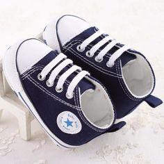 Zapatos de Bebé recién nacido Infantil Del Bebé Primeros Caminante Del Otoño Del Resorte Zapatos de Las Niñas Niño Zapatillas de Deporte de Suela Blanda antideslizante zapatos