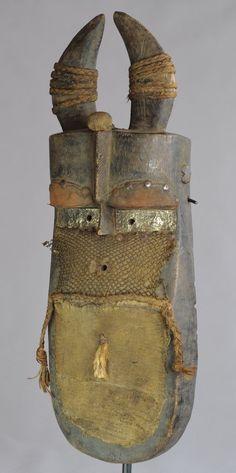 Masque Toma Loma  Liberia Guinée
