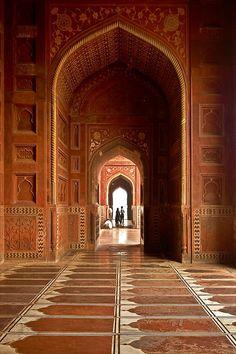 Halls and Corridors