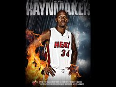 The raynmaker.