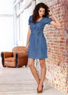 #jeans #dress #bonprix  maybe but with cowboy boots instead
