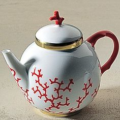 Cristobal Teapot by Raynaud