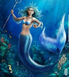 I love all fantasy and mythical stuff, but my favorite ones are mermaids.So this is a collection of mermaid images I've been picking all over the internet. Mermaid Artwork, Mermaid Drawings, Mermaid Paintings, Mermaid Images, Mermaid Pictures, Mermaid Fairy, Mermaid Tale, Fantasy Mermaids, Mermaids And Mermen