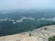 Stone Mountain, Georgia ~ View From the Top!