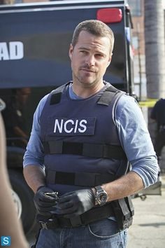 NCIS Los Angeles  ep 5.05 Chris O'Donnell as G.Callen