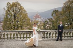 A Classic Destination Wedding in Florence Italy | Studio Bonon | Getting Married in Italy  | Reverie Gallery Wedding Blog
