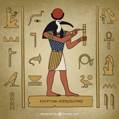 Hieróglifos egípcios