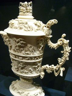 Ivory Carving