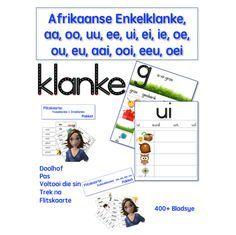 'n Enorme Klanke Mengelmoeskardoes - Teacha! Afrikaans, Hu Ge, Afrikaans Language