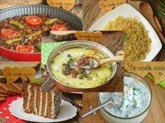 İftar Menüsü (Ramazan 2. Gün) Turkish Recipes, Italian Recipes, Ethnic Recipes, Fish And Meat, Fish And Seafood, Turkey Today, Grand Kitchen, Turkish Sweets, Turkish Kitchen