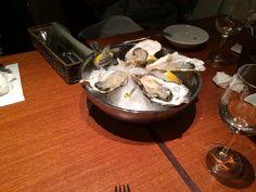 Oyster, Shibuya.