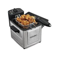 Electric-Deep-Fryer-Professional-Stainless-Steel-Fried-Food-Kitchen-Fries-Heat