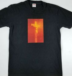 60c910f5 Supreme t shirt size mediumBurning cross #fashion #clothing #shoes  #accessories #mensclothing
